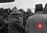 Image of Harry S Truman Berlin Germany Gatow Airport, 1945, second 28 stock footage video 65675052648