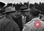 Image of Harry S Truman Berlin Germany Gatow Airport, 1945, second 30 stock footage video 65675052648