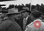 Image of Harry S Truman Berlin Germany Gatow Airport, 1945, second 31 stock footage video 65675052648