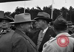 Image of Harry S Truman Berlin Germany Gatow Airport, 1945, second 32 stock footage video 65675052648