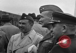 Image of Harry S Truman Berlin Germany Gatow Airport, 1945, second 58 stock footage video 65675052648