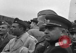 Image of Harry S Truman Berlin Germany Gatow Airport, 1945, second 59 stock footage video 65675052648