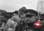 Image of Harry S Truman Berlin Germany Gatow Airport, 1945, second 60 stock footage video 65675052648