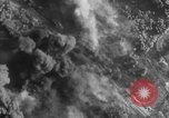 Image of exploding bombs Western Front European Theater, 1943, second 26 stock footage video 65675052656