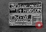 Image of Russian officials Potsdam Germany, 1945, second 5 stock footage video 65675052660