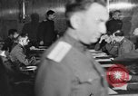 Image of Russian officials Potsdam Germany, 1945, second 9 stock footage video 65675052660