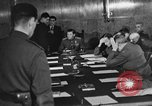 Image of Russian officials Potsdam Germany, 1945, second 15 stock footage video 65675052660