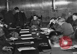 Image of Russian officials Potsdam Germany, 1945, second 17 stock footage video 65675052660
