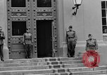 Image of Russian officials Potsdam Germany, 1945, second 20 stock footage video 65675052660