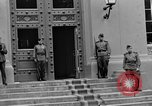 Image of Russian officials Potsdam Germany, 1945, second 22 stock footage video 65675052660