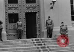 Image of Russian officials Potsdam Germany, 1945, second 23 stock footage video 65675052660
