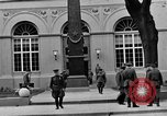 Image of Russian officials Potsdam Germany, 1945, second 60 stock footage video 65675052660