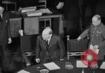 Image of Harry S Truman Potsdam Germany, 1945, second 20 stock footage video 65675052665