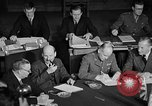 Image of Harry S Truman Potsdam Germany, 1945, second 58 stock footage video 65675052665