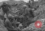 Image of 7th Infantry Division soldiers Okinawa Ryukyu Islands, 1945, second 39 stock footage video 65675052682