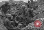 Image of 7th Infantry Division soldiers Okinawa Ryukyu Islands, 1945, second 40 stock footage video 65675052682