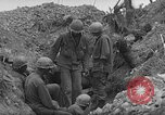 Image of 7th Infantry Division soldiers Okinawa Ryukyu Islands, 1945, second 42 stock footage video 65675052682