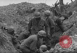 Image of 7th Infantry Division soldiers Okinawa Ryukyu Islands, 1945, second 43 stock footage video 65675052682