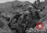 Image of 7th Infantry Division soldiers Okinawa Ryukyu Islands, 1945, second 44 stock footage video 65675052682