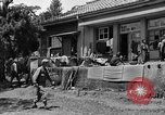 Image of 7th Division infantrymen Kin Okinawa Ryukyu Islands, 1945, second 8 stock footage video 65675052689