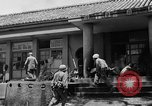 Image of 7th Division infantrymen Kin Okinawa Ryukyu Islands, 1945, second 17 stock footage video 65675052689