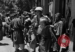 Image of 7th Division infantrymen Kin Okinawa Ryukyu Islands, 1945, second 56 stock footage video 65675052689