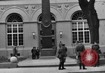 Image of Veterinarian College of Berlin Potsdam Germany, 1945, second 61 stock footage video 65675052714