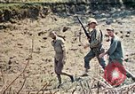 Image of 1st Battalion 5th Marine Regiment Shima Okinawa Ryukyu Islands, 1945, second 1 stock footage video 65675052748