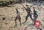 Image of 1st Battalion 5th Marine Regiment Shima Okinawa Ryukyu Islands, 1945, second 2 stock footage video 65675052748