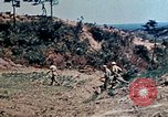 Image of 1st Battalion 5th Marine Regiment Shima Okinawa Ryukyu Islands, 1945, second 25 stock footage video 65675052748