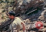 Image of 1st Battalion 5th Marine Regiment Shima Okinawa Ryukyu Islands, 1945, second 39 stock footage video 65675052748