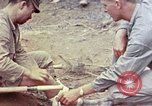 Image of United States Marines Okinawa Ryukyu Islands, 1945, second 37 stock footage video 65675052804
