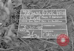 Image of 306th Infantry 77th Division Okinawa Ryukyu Islands, 1945, second 3 stock footage video 65675052947