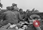 Image of 306th Infantry 77th Division Okinawa Ryukyu Islands, 1945, second 55 stock footage video 65675052947