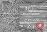 Image of 165th Infantry 27th Division Shima Okinawa Ryukyu Islands, 1945, second 1 stock footage video 65675052950