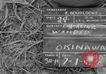 Image of 165th Infantry 27th Division Shima Okinawa Ryukyu Islands, 1945, second 2 stock footage video 65675052950