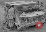 Image of 165th Infantry 27th Division Shima Okinawa Ryukyu Islands, 1945, second 32 stock footage video 65675052950