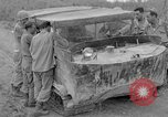 Image of 165th Infantry 27th Division Shima Okinawa Ryukyu Islands, 1945, second 33 stock footage video 65675052950