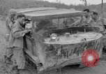 Image of 165th Infantry 27th Division Shima Okinawa Ryukyu Islands, 1945, second 41 stock footage video 65675052950