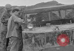 Image of 165th Infantry 27th Division Shima Okinawa Ryukyu Islands, 1945, second 52 stock footage video 65675052950