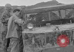 Image of 165th Infantry 27th Division Shima Okinawa Ryukyu Islands, 1945, second 53 stock footage video 65675052950