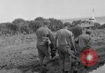Image of 165th Infantry 27th Division Shima Okinawa Ryukyu Islands, 1945, second 18 stock footage video 65675052951