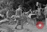 Image of 165th Infantry 27th Division Shima Okinawa Ryukyu Islands, 1945, second 40 stock footage video 65675052951