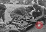 Image of 165th Infantry 27th Division Shima Okinawa Ryukyu Islands, 1945, second 54 stock footage video 65675052951