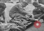 Image of 165th Infantry 27th Division Shima Okinawa Ryukyu Islands, 1945, second 56 stock footage video 65675052951