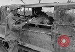 Image of 165th Infantry 27th Division Shima Okinawa Ryukyu Islands, 1945, second 15 stock footage video 65675052953