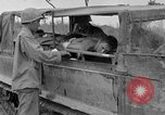 Image of 165th Infantry 27th Division Shima Okinawa Ryukyu Islands, 1945, second 16 stock footage video 65675052953