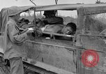 Image of 165th Infantry 27th Division Shima Okinawa Ryukyu Islands, 1945, second 18 stock footage video 65675052953