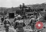 Image of 305th Infantry 77th Division Yuza Okinawa Ryukyu Islands, 1945, second 4 stock footage video 65675052954