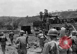Image of 305th Infantry 77th Division Yuza Okinawa Ryukyu Islands, 1945, second 9 stock footage video 65675052954